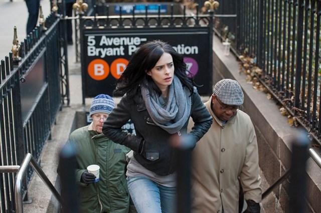 Marvel's Jessica Jones Renewed for a Second Season on Netflix