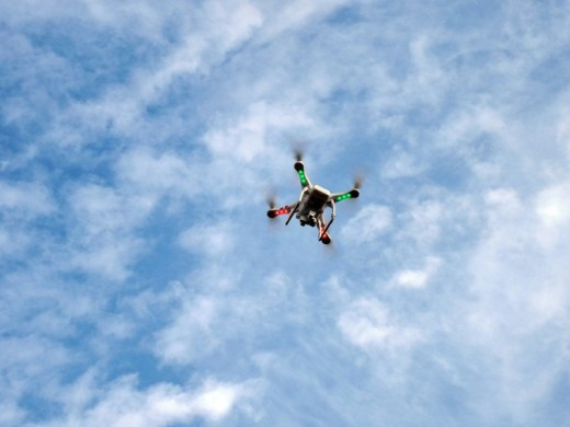 Maharashtra Government to Deploy Drones to Monitor Traffic