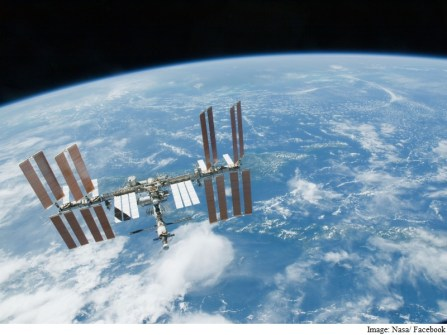 Nasa Mulls Russia's Idea to Cut Staff at International Space Station