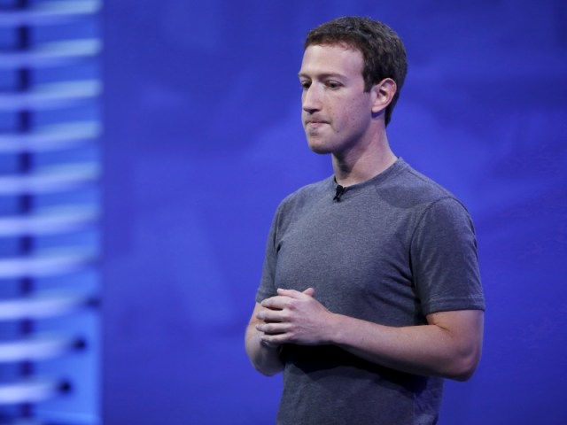 Mark Zuckerberg Reacts to Facebook Live Video of US Shooting