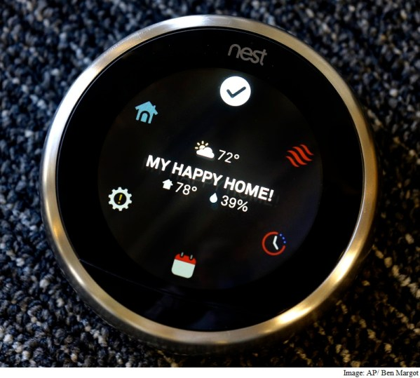 Nest Thermostat Glitch Leaves Users in the Cold