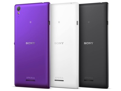 The gallery for --> Xperia T3 Price
