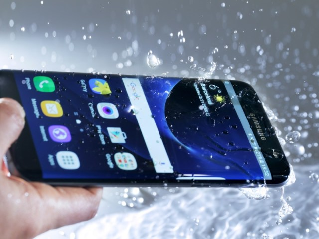 Samsung Galaxy S7 Active Not Actually Water Resistant: Consumer Reports