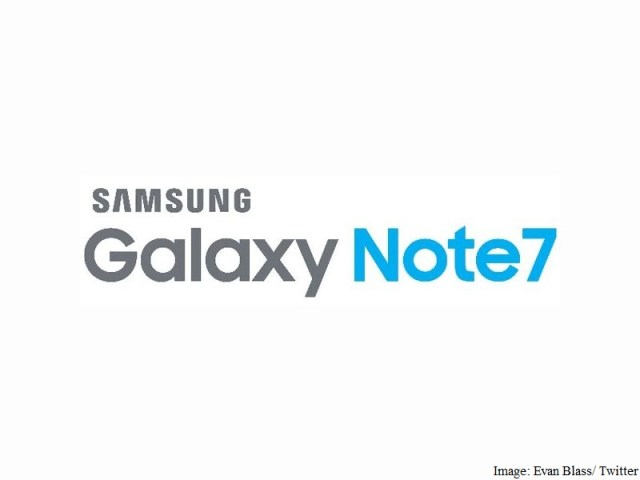 Samsung Galaxy Note 7 Launch Set for August 2