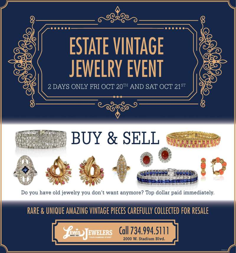 Large Of Estate Jewelry For Sale