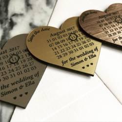 Dazzling Metallic Perspex Calendar Save Date Magnet By Design Eleven Save Date Magnet Arts Arts Save Date Magnets No Photo Save Date Magnets Staples