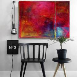 Intriguing Summers Canvas Art Summers Canvas Art By Palm Valley Abstract Canvas Art Pink Abstract Canvas Art Diy