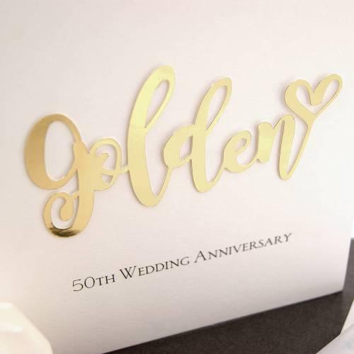 Medium Of 50th Wedding Anniversary