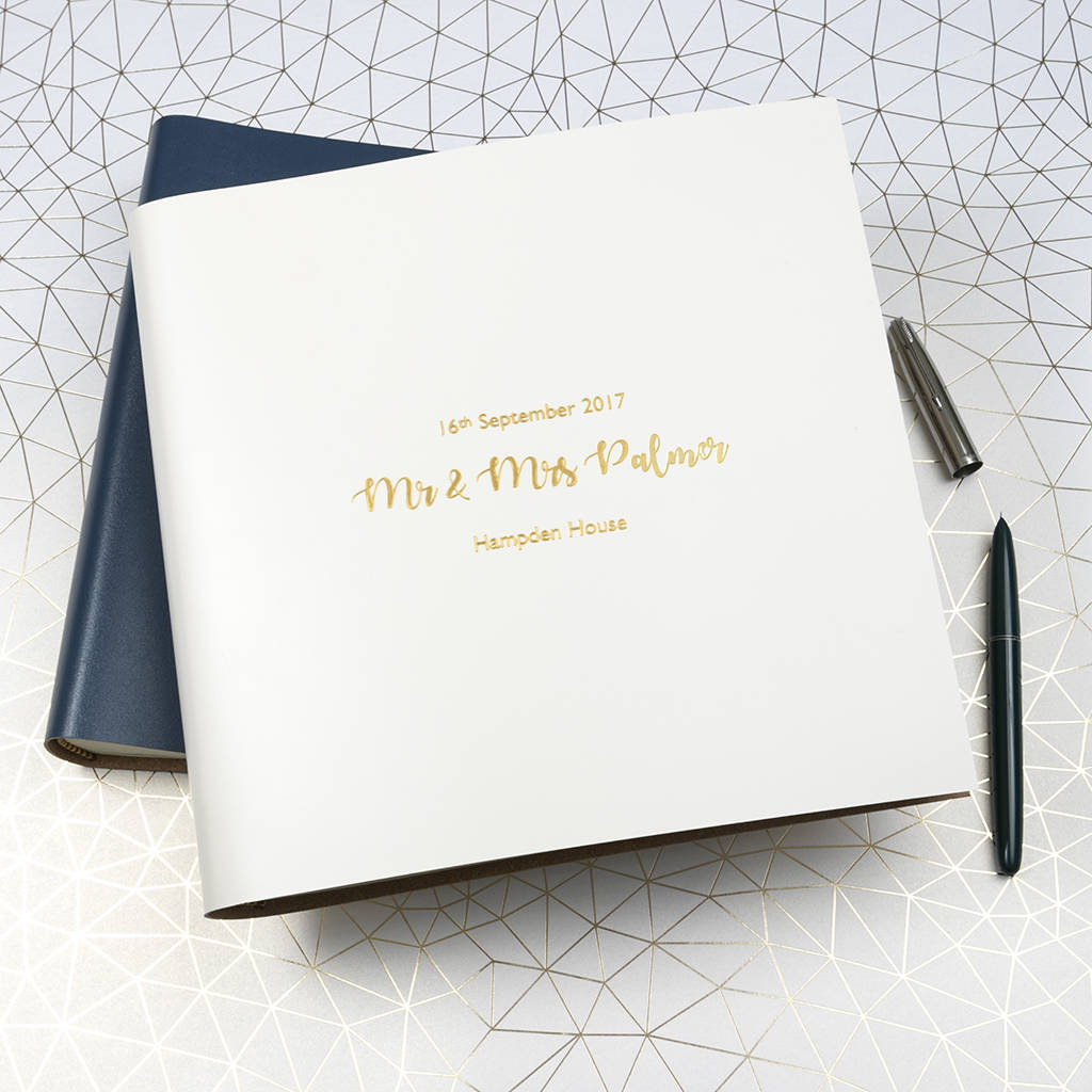 Fullsize Of Wedding Guest Book