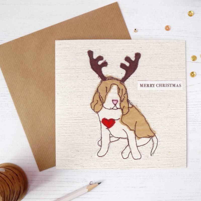 Majestic Thread Dog Cards Walgreens Guide Dog Cards Beagle Dog Cards ...