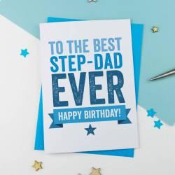 Small Of Dad Birthday Card