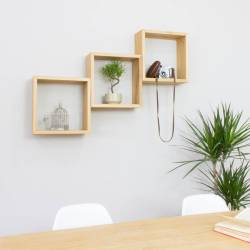 Small Of Wall Square Shelf