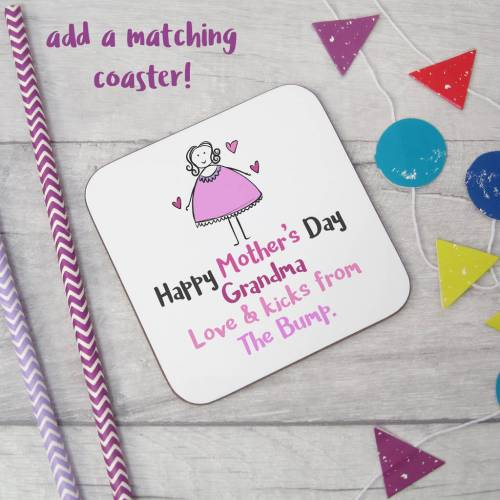 Witching Personalised Mor Day Card From Bump Personalised Mor Day Card From Bump By Parsy Card Happy Mors Day Ma Poems Happy Mors Day Ma Sayings