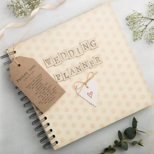 Medium Of Wedding Planner Book