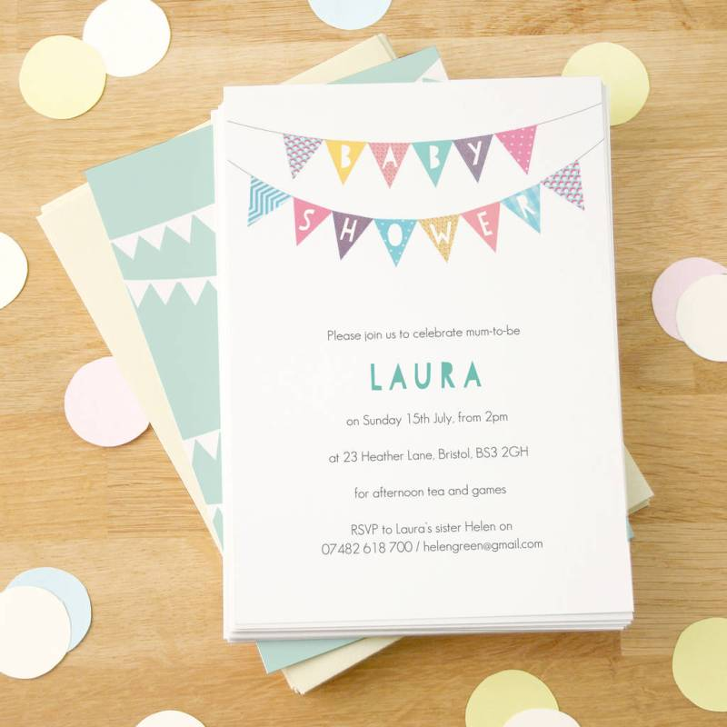 Large Of Baby Shower Invitations