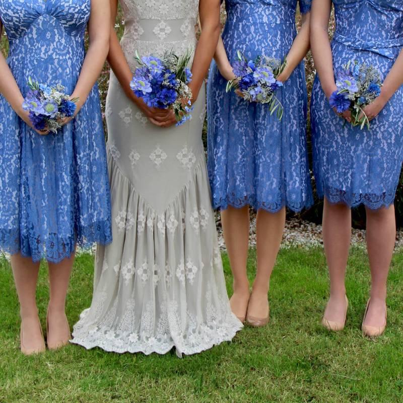 Large Of Blue Bridesmaid Dresses