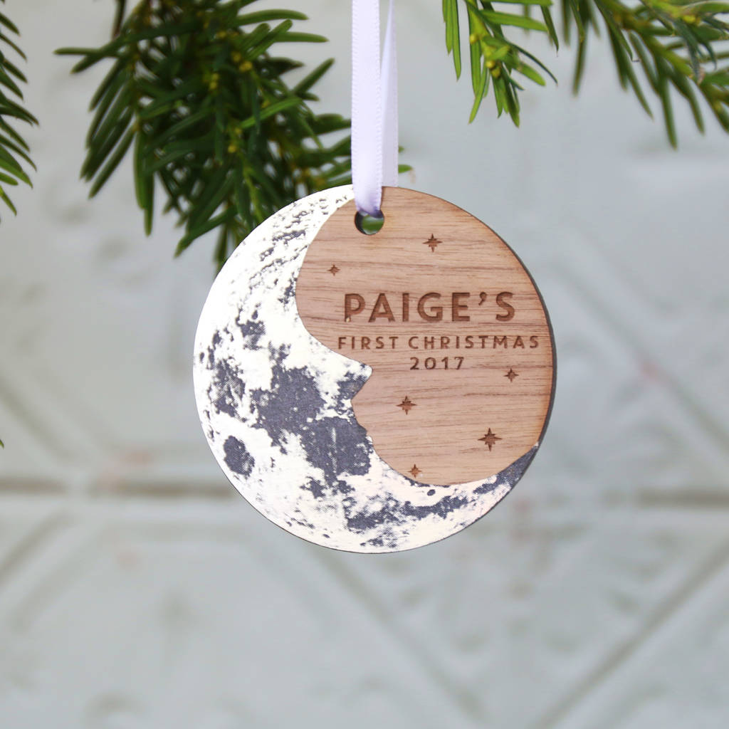 Fullsize Of First Christmas Ornament