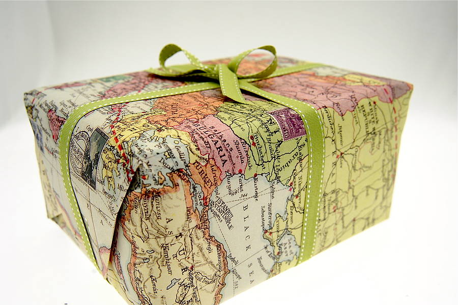 scratch off      push pin  world map bundle by thelittleboysroom     vintage map gift wrap
