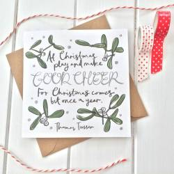 Small Of Christmas Sayings For Cards