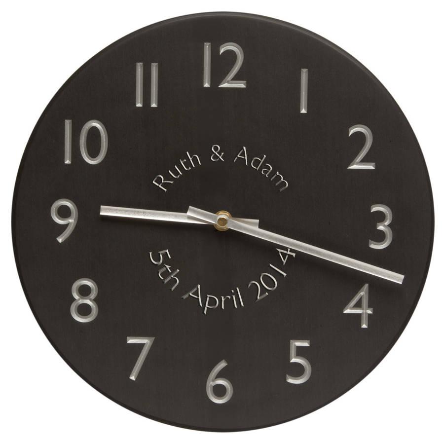 Smart Time Bedroom Wall Clocks Strange Wall Clocks Personalised British Capture A Moment furniture Strange Wall Clocks
