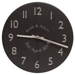 Small Crop Of Strange Wall Clocks