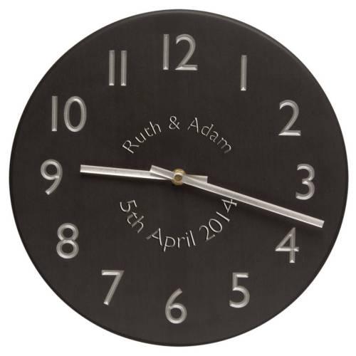 Medium Of Strange Wall Clocks