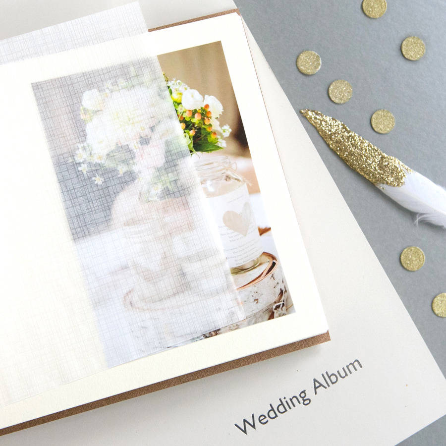 vintage wedding albums wedding books Leather Wedding Album albums guest books