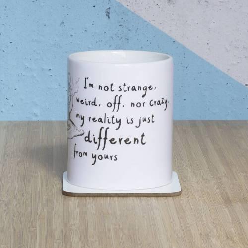 Medium Of Life Is Strange Mug