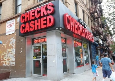 Concern Over Check-Cashing Business Expansion - Voices of NY