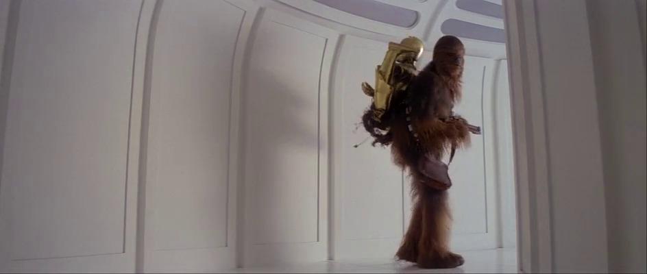chewie and threepo