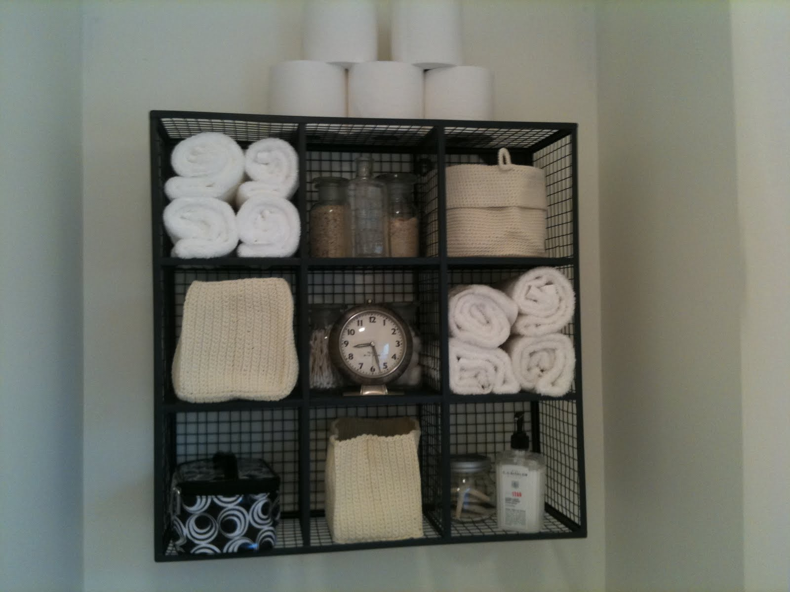 Fullsize Of Over The Toilet Storage