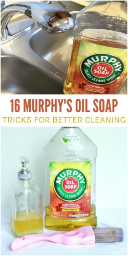 Small Of Murphys Oil Soap Uses