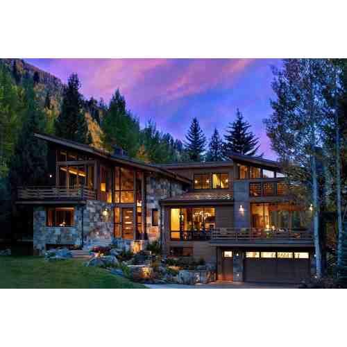 Medium Crop Of Rustic Homes Images