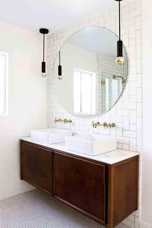 Medium Of Modern Bathroom Lighting