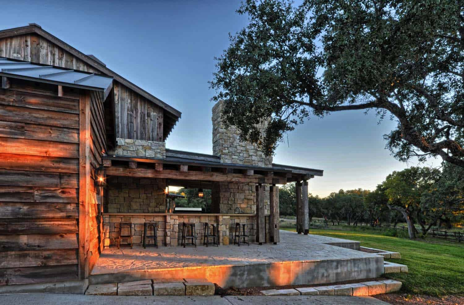 Fullsize Of Western Style Ranch Homes