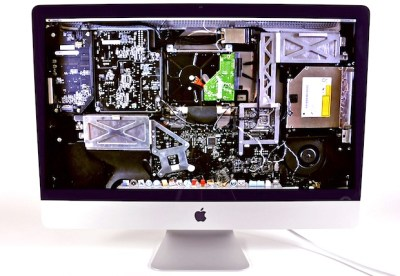 See the Inside of iMac, iPad, and iPhone with These X-Ray Wallpapers