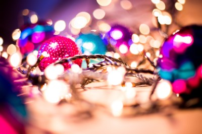 16 Gorgeous Christmas & Holiday Themed Bokeh Wallpapers