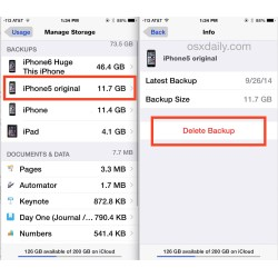 Pretty How To Delete Icloud Backups How To Delete Icloud Backups On Iphone Ipad Deleting Photos From Iphone 7 Deleting Photos From Iphone 8 photos Deleting Photos From Iphone