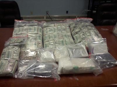 DOJ: Man Had 24 Pounds of Coke, $3M in Cash - Huntington, NY Patch