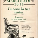 BARBA E CAPELLI ALL'EVENTO JAMESON