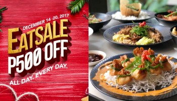 The noodle studio the best of asias noodles all in one place eatsale alert get p500 off all day at these restaurants forumfinder Gallery