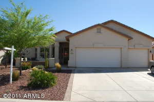 One of the most popular plans in Solera with 10' high ceilings, pool, east patio & lots of upgrades.