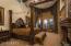 Elegant master suite with sitting area