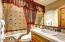 Bath for lower level guest suite 3
