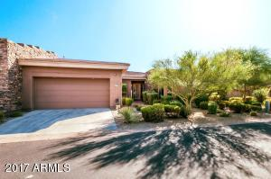 Nestled in a quiet charming and beautiful cul-de-sac with surrounding desert and mountain views.