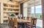 Large Kitchen Eating Area