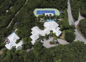 1.02 Acres+/- in Estate Chocolate Hole, conveniently located just outside of Cruz Bay near the Westin St John