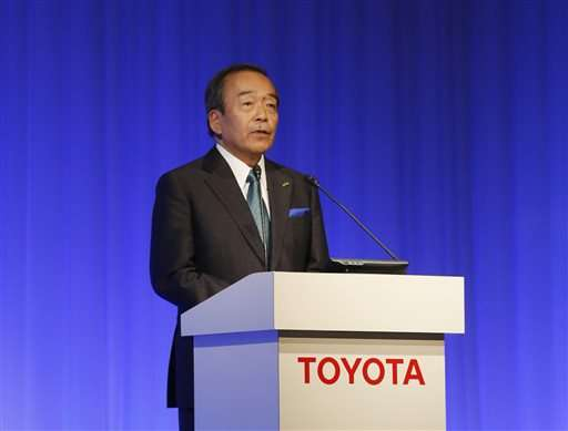 Toyota aims to nearly eliminate gasoline cars by 2050