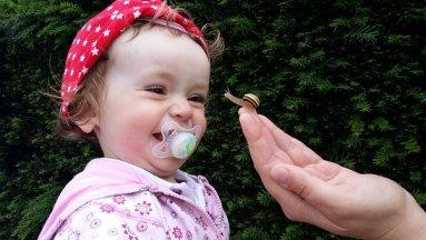 Bebê, Criança Pequena, Rir, Alegria