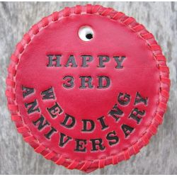 Small Crop Of 3rd Wedding Anniversary